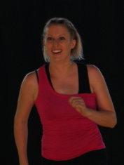 Prof de cours de danse chez Belleville Show Dance